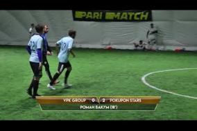 Обзор матча | VPK GROUP 0 - 4 POKUPON STARS