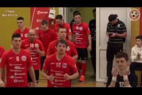 Ответный матч 1/2 Кубка Беларуси по мини-футболу  Витэн-Столица 25.12.2019