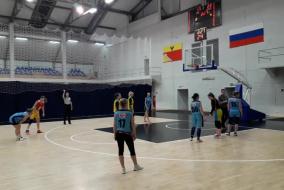 Баскетбол 2019-2020. Девушки. Матч ВАСО - ВИВТ. Фрагмент 3