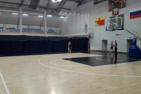 Баскетбол 2019-2020. Девушки. Матч МВД - Сбербанк. Фрагмент 3