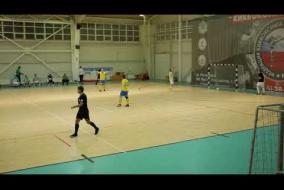 NRJ Cup. 1/2 финала. Обзор голов.