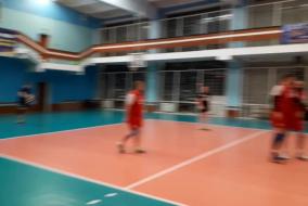 Волейбол 2019-2020. Матч СБЕРБАНК - ПВО. Фрагмент 1. Первый сет