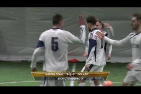 Обзор матча | AURORA TEAM 3 - 2 GOLAZO