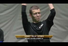 Обзор матча | INTENSFIT 1 - 3 SOFTSERVE