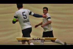 Обзор матча   KARCHER 3 - 4 LP-CRM