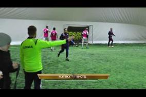 Обзор матча | PLAYTIKA 3 - 3 BINOTEL