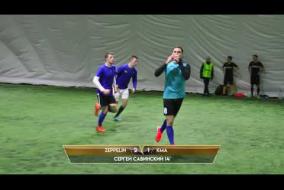 Обзор матча | ZEPPELIN 6 - 3 KMA