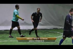 Обзор матча | ONECALL 4 - 6 112 УКРАЇНА