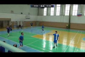 Первая лига 2019/20. FIS UNN - НГОСБ 5:5