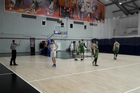 Баскетбол 2019-2020. Матч ЭФКО - ОФИСМАГ. Фрагмент 3