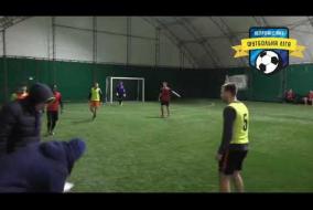 Phoenix - МФК Авангард | Зимовий Кубок НФЛ 2019-2020 5х5. 5 тур