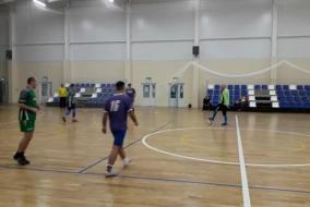Футзал 2019-2020. Матч ПРОКУРАТУРА - ЭФКО. Фрагмент 2.