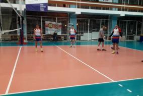 Волейбол 2019-2020. Матч СБЕРБАНК - АЕДОН. Фрагмент 5. Развязка на больше-меньше