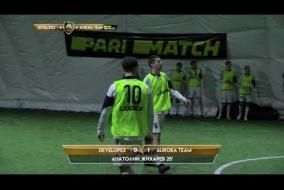 Обзор матча | DEVELOPEX 0 - 2 AURORA TEAM