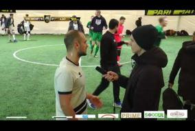 Обзор матча   VPK GROUP 5 - 3 AJAX
