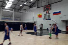 Баскетбол 2019-2020. Матч ГАЗПРОЕКТ - КОСМОС-НГ. Фрагмент 2. Космонавты сопротивляются