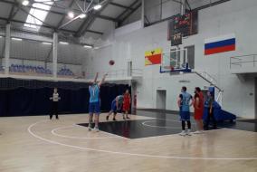 Баскетбол 2019-2020. Матч ВАСО - СОЗВЕЗДИЕ. Фрагмент 4. Овертайм