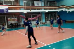 Волейбол 2019-2020. Матч ПВО - В-СИНТЕЗКАУЧУК. Фрагмент 1