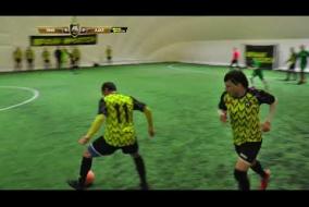 Обзор матча | UMG 3 - 7 AJAX
