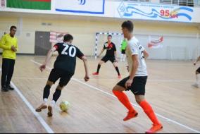 Кубак ПЛ 5х5, 2 раўнд, Red Bisons - Лак 5-3 (запіс матча)