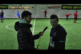Обзор матча | БИЗНЕС ОИЛ ГРУПП 1 - 1 GOLAZO