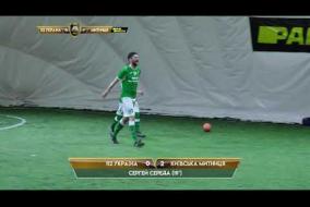 Обзор матча | 112 УКРАЇНА 0 - 3 КИЇВСЬКА МИТНИЦЯ
