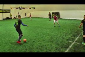 Обзор матча | FC ALTERRA 2 - 1 BINOTEL