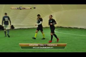 Обзор матча | JUSTLICTORS 4 - 4 POKUPON.UA