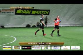 Обзор матча | BIANKONERI 2 - 3 LP-CRM