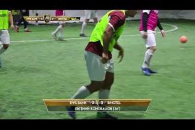 Обзор матча | RWS BANK 3 - 2 BINOTEL