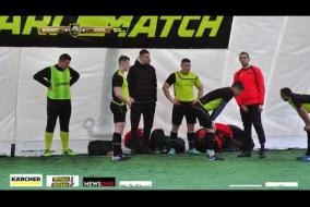 Обзор матча | INTENSFIT 1 - 5 АФК ХУНТА
