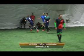 Обзор матча | ФК ТЕЛЕГА 3 - 1 GALYATASARAY