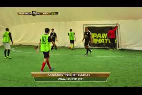 Обзор матча | JUSTLICTORS 5 - 7 BUILD LIFE