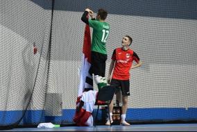 17 тур, Red Bisons - Ітранзішэн 1-7 (запіс матча)
