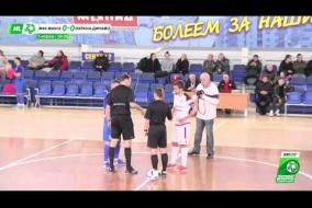 Минск-Охрана-Динамо 3:3