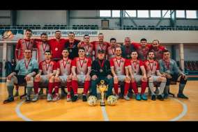 Финал Гродненской области по мини-футболу, третий матч: