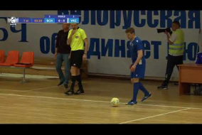 1/2 финала плей-офф «ВРЗ» – «БЧ» 28.05.20