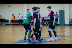 1/4 фінала, Red Bisons - Alliance 2-2 (агляд матча)