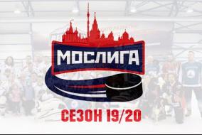 ХК Катюша-2 - ХК Линкор МосЛига Весна-Лето 12.07.2020