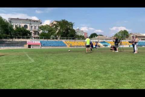 Матч, посвящённый 65-летию Петра Чилиби. Серия пенальти