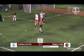 Hyundai Glovis – Тревис и ВВК - 6-6