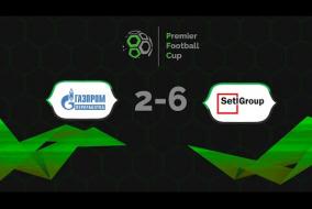 Газпром Переработка 2:6 Setl Group
