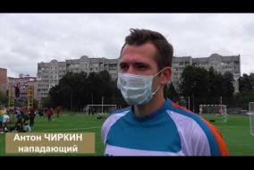 Матч дня! ФК Пульсар - Рекламные штучки