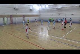 Москва-2 2:2 БетонМашСервис (1-й тайм) | Премьер-Лига Группа Б | НМФЛ20/21
