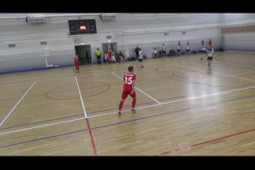 ЛЭМЗ 2:3 Красная Гвардия (2-й тайм) | Суперлига | НМФЛ20-21