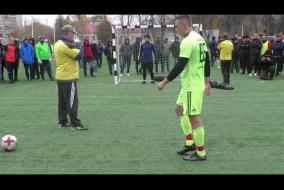 Cерия пенальти в матче Компания Апельсин 3-4 Korwood 62