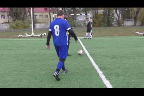 Серия пенальти между Ижлеспром 6 - 5 Олимп