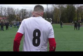 Серия пенальти в матче Компания Апельсин 2 4:5 Cибинтек 2
