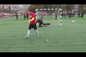 Серия пенальти в матче Агат-КИП 3:2 Кристалл