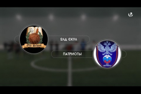 Олд Скул 5-8 Патриоты, обзор матча